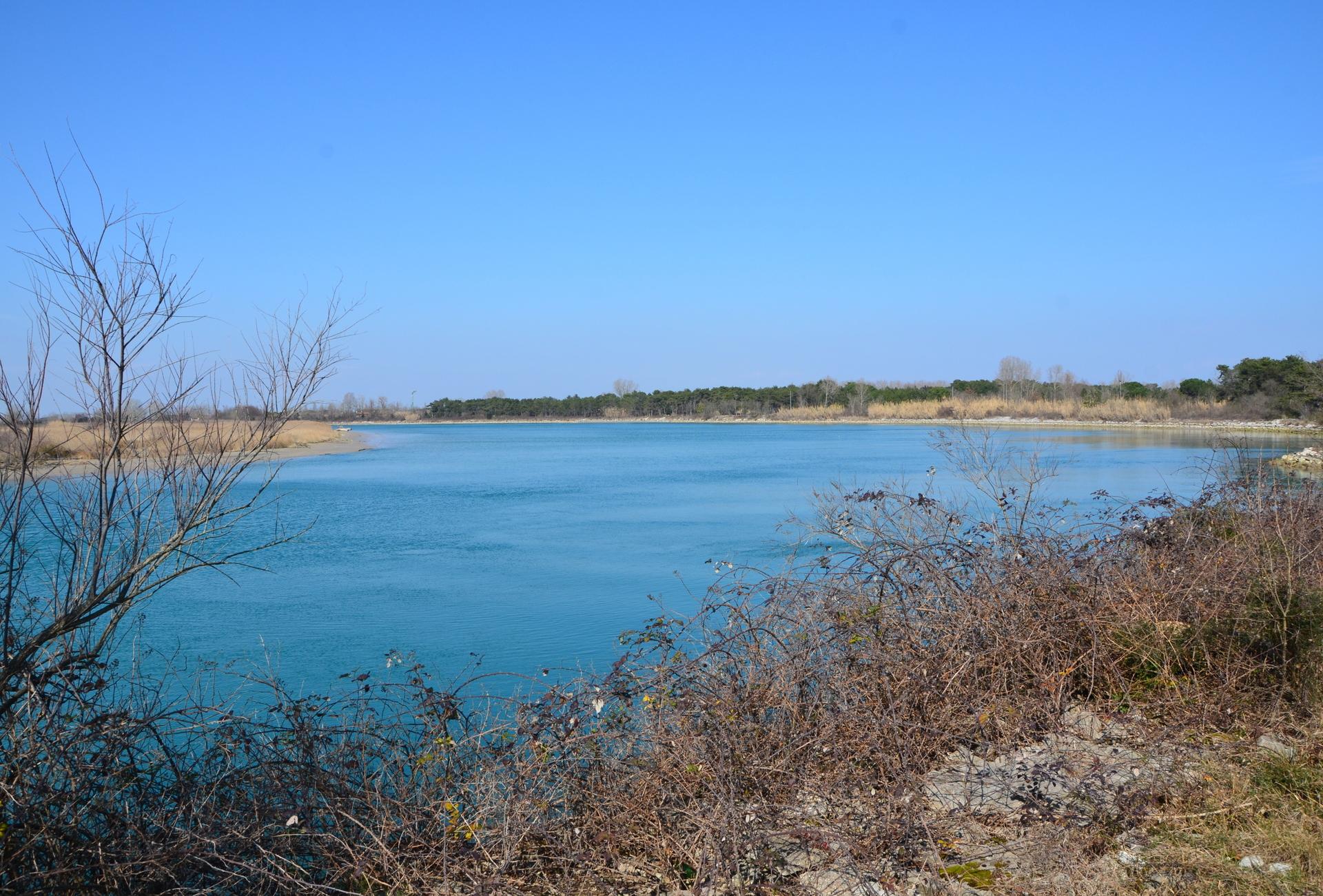 Fiume tagliamento bibione 5 aquae for Sabbia di fiume